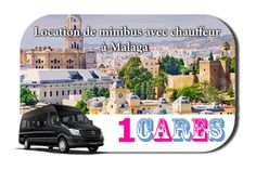 Rent a van with driver in Malaga Malaga, Trains, Minibus, Big Van, Hours Of Service, South Of Spain, Mercedes Benz, Volkswagen, List Of Countries