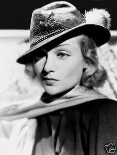Carole Lombard Publicity Photo Hollywood 1930's Movie Star Actress | eBay