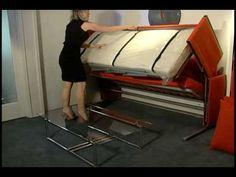 Space saving furniture - best I've seen!