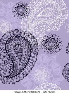 intricate paisley - Google Search