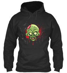 Halloween T Shirt 2017 Jet Black Sweatshirt Front