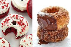 15 Heavenly Baked Donuts Guaranteed To Change Your Life