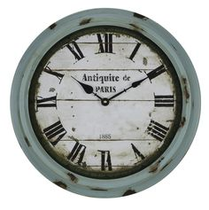 Cooper Classic 40439 Anthea Clock