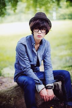 ulzzang boy | ... for this image include: ulzzang, boy, fashion, kfashion and korean
