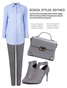 """""""Style"""" by en-li ❤ liked on Polyvore featuring Pink Tartan, Erika Cavallini Semi-Couture and WithChic"""