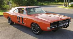 """Golf, NASCAR, and the famous 1969 Dodge Charger aka """"General Lee"""""""