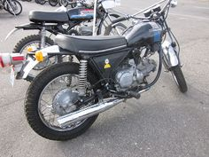 OldMotoDude: 1973 Harley-Davidson Aermacchi SS350 Sprint at the...