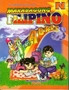 MAKABAGONG FILIPINO Series [New Edition!] (Nursery, Kinder, Prep) New Edition, Filipino, Bamboo, Comic Books, Nursery, Comics, Cover, Frame, Products