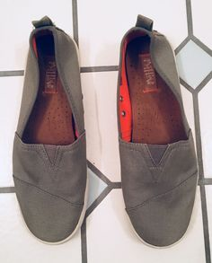 d4ecfe40667b Gray loafer shoes- womens- size 9  fashion  clothing  shoes  accessories   womensshoes  flats (ebay link)