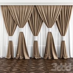 Why Living Room Curtain Styles Are Important to Your House - Life ideas Curtain Styles, Curtain Designs, Home Curtains, Window Curtains, Fringe Curtains, Silk Drapes, Drapery, Rideaux Design, Living Room Decor