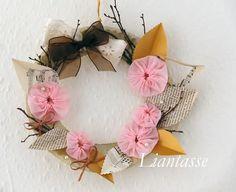 Lovely wreath....