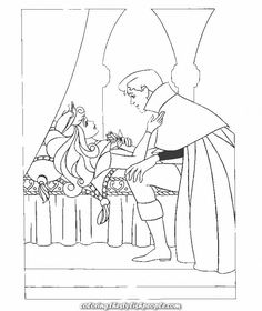 Terrific Sleeping Magnificence Coloring Pages Leaf Coloring Page, Coloring Pages For Girls, Cartoon Coloring Pages, Coloring Pages To Print, Free Coloring Pages, Coloring Books, Printable Coloring, Disney Princess Coloring Pages, Disney Princess Colors