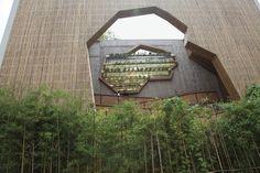 Ningbo Tengtou Pavilion | Wang Shu + Lu Wenyu - Amateur Architecture Studio | 2010