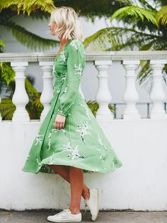 These Affordable Summer Dresses Look Way More Expensive via @WhoWhatWearUK