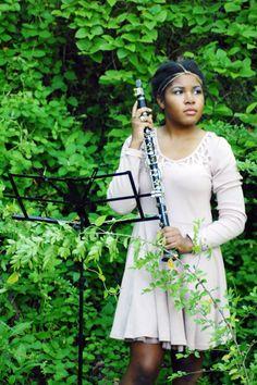 Clarinet Senior Pictures!