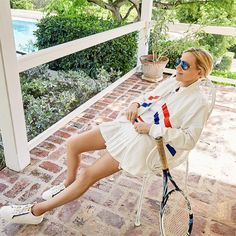 Tory Sport: Performance Activewear for Women by Tory Burch Tennis Outfits, Tennis Skirts, Tennis Clothes, Sport Outfits, Tennis Shop, Tennis Party, Sport Tennis, Tennis Wear, Tennis Tips