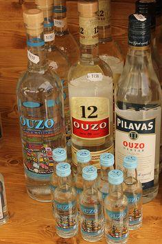 Ouzo - the greek nectar!