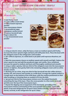 Fun Baking Recipes, Bakery Recipes, Cupcake Recipes, Sweet Recipes, Dessert Recipes, Cooking Recipes, Cold Desserts, Homemade Desserts, Delicious Desserts