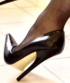 Hot High Heels, Sexy Heels, High Heel Boots, Heeled Boots, Stiletto Pumps, Stilettos, Stockings Heels, Potpourri, Character Shoes