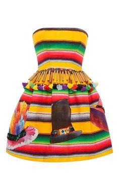 Paroliere Dress by STELLA JEAN Now Available on Moda Operandi