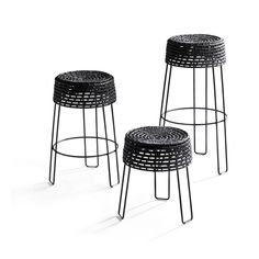 Zulu mama stools |  Designer: Haldane Martin |  The iconic zulu mama stools are an integration of south africa's first and third world reality by combining indigenous zulu basket weaving craft with modern materials. Zulu, Modern Materials, Basket Weaving, South Africa, Bar Stools, Third, Furniture Design, Restaurant, Crafts