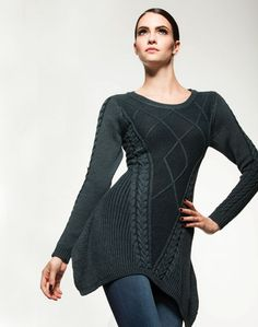 This is cozy and flattering! Fall 14, Pullover, Sweaters, Cozy, Collection, Style, Fashion, Swag, Moda