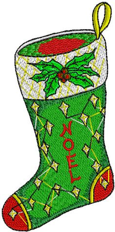 Christmas Embroidery Design 393 | Free Embroidery Designs Download | Free Machine Embroidery Designs | Free Embroidery Patterns
