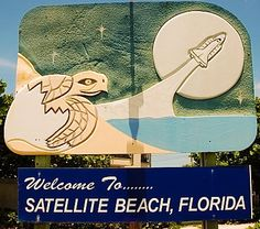 Where I use to live :) My Address was on Sea Park Blvd in Satellite Beach, Florida. I will leave Sweet Home & go back someday :))
