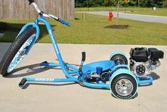 Trike Daddy Hosts Drift Trikes Derby during Sturgis Motorcycle Rally at Buffalo Chip CrossRoads Sturgis Motorcycle Rally, Motorcycle Rallies, Trike Motorcycle, Karting, Gas Powered Drift Trike, Drift Kart, Drift Trike Frame, Drift Trike Motorized, Honda Dirt Bike