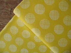 Art Gallery Chromatics Pointelle yellow