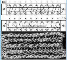 Ponto bambu - tear de pregos - knitting board