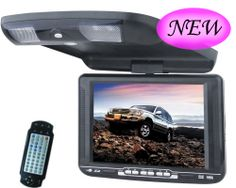 New Auto Overhead DVD Player with DVB-T