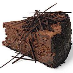 Extreme Chocolate Cheesecake Recipe - Edamam