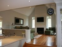 Vaulted ceilings and room to run