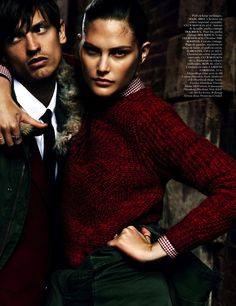 catherine mcneil by claudia knoepfel and stefan indlekofer for vogue paris august 2013
