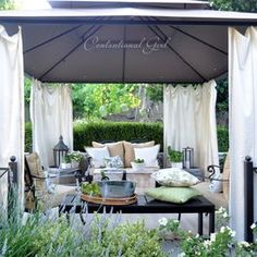 Patio Gazebo Design, Pictures, Remodel, Decor and Ideas - page 5