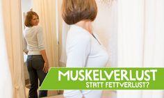 Wusstest du, dass unser Körper bei einer falschen Abnehmmethode weitaus mehr Muskel- als Fettmasse verbrennt? Das glaubst du nicht? Dann schau her!