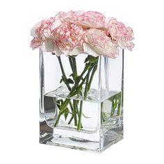 REKTANGEL Vase IKEA...1.99, please and thank you!