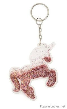 Awesome glitter unicor accessory