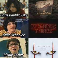 Things mike Finns recents so far💗 and I can't wait to these (beside Stranger Things b. Finns recents so far💗 and I can't wait to these (beside Stranger Things bc I've ready seen it😂) Stranger Things Cast Interview, Stranger Things Actors, Watch Stranger Things, Stranger Things Netflix, It Movie Cast, It Cast, Lego Club, Best Shows On Netflix, It The Clown Movie