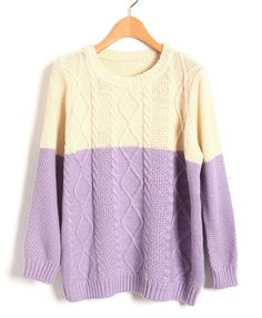 Cable Knit Jumpers Cute I Love Jumpers !