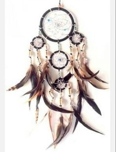 5 ring dreamcatcher