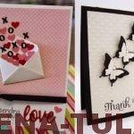 Валентинки-открытки