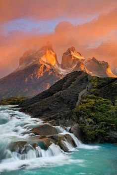 Torres del Paine Chile Google+