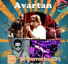 Bhar Bhar kar Music .... Bhar bhar kar #AVARTAN !!  Hey Delhi !! Avartan 's gonna play @ 38 Barracks tonite >> Get yourself Musically re-charged along yummy foodies and drinkies. Only one catch....you gotta be there on time ;) ...says Localturnon  Book Avartan for gigs/events @ www.localturnon.com/bookings  #turn #On #music || #turnON #happiness || TurnON #life !