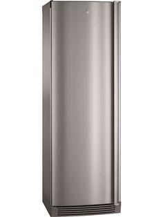Husqvarna QT3645X-V frys. Frysskåpet har en proffsig design i rostfritt stål med AntiFingerPrint-finish som motverkar fula fläckar och fingeravtryck.