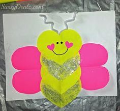 24 modèles à bricoler avec des cœurs pour la Saint-Valentin! - Bricolages - Des bricolages géniaux à réaliser avec vos enfants - Trucs et Bricolages - Fallait y penser !