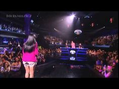 Jena Irene - Can't Help Falling In Love - American Idol 13 (Top 4) BEST performance on Idol EVER!!!