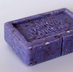 lavender soap Purple Love, All Things Purple, Shades Of Purple, Red And Blue, Lavender Soap, French Lavender, Savon Soap, Pure Soap, Purple Reign