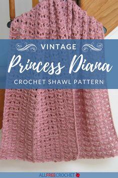 Prayer Shawl Crochet Pattern, Prayer Shawl Patterns, Crochet Prayer Shawls, Crochet Shawl Free, Crochet Shawls And Wraps, Crochet Scarves, Crochet Shrugs, Learn Crochet, Crochet Ripple